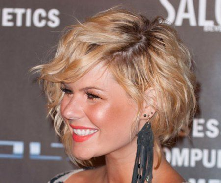 Miraculous 1000 Ideas About Short Wavy Hairstyles On Pinterest Short Wavy Short Hairstyles Gunalazisus