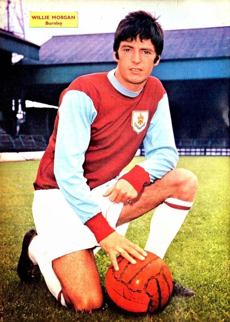 Willie Morgan (Arsenal, Man Utd. & Burnley)