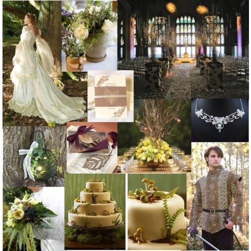 82 best LOTR Wedding Ideas images on Pinterest Casamento Creative