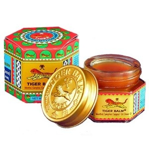 Tiger Balm - natural products