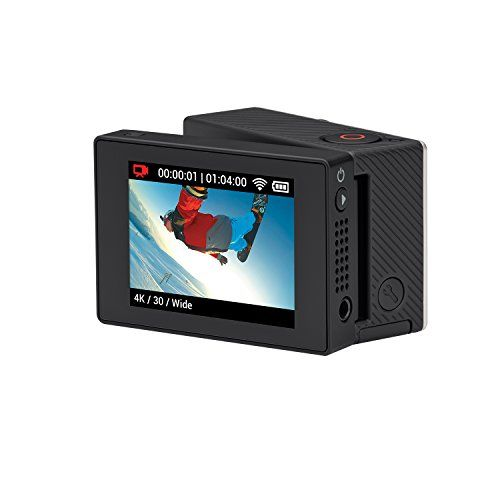 GoPro LCD Touch BacPac - http://www.carcamerareviews.co.uk/gopro-hero4/gopro-lcd-touch-bacpac/
