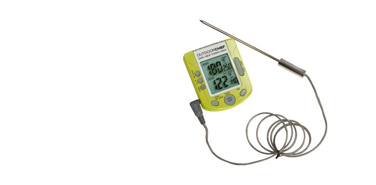 Termometro per interno alimenti e molti altri accessori per la cucina con BBQ e non solo da bagnomania.it