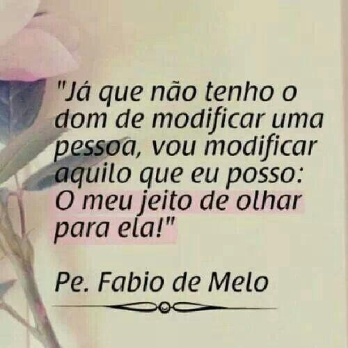 Pe Fabio De Melo Mensagens Palavras Sábias Palavras E Mensagem