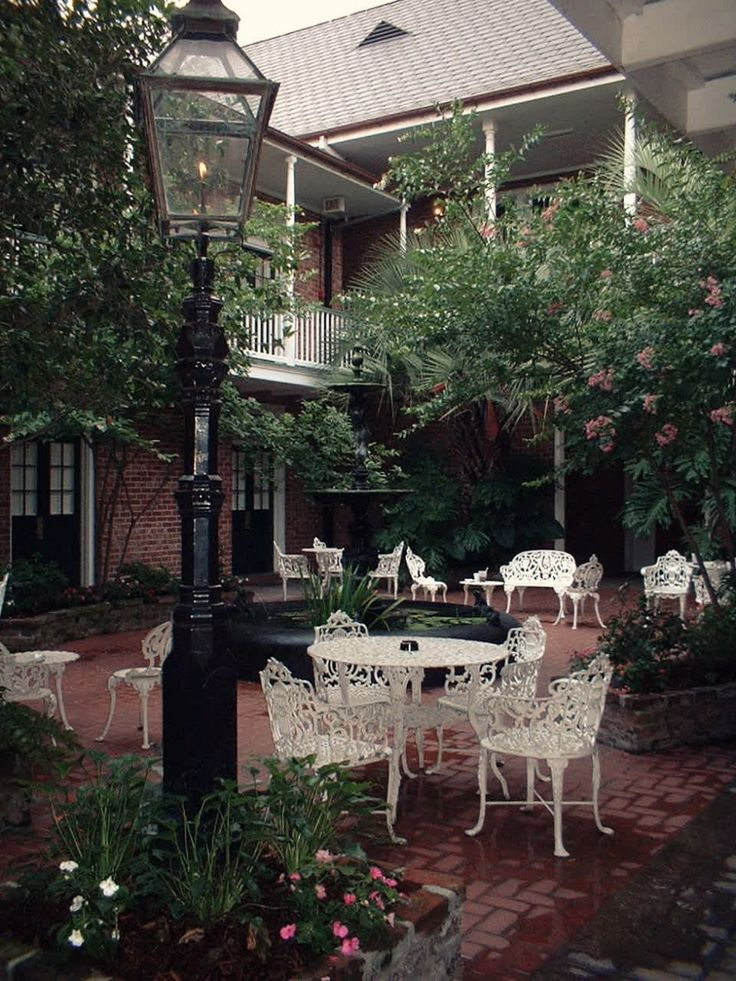 Stay in a Haunted Hotel! Hotel Provincial, New Orleans is an old Confederate hospital rumored to be haunted by ghosts of moaning, dying soldiers and their stoic caretakers!