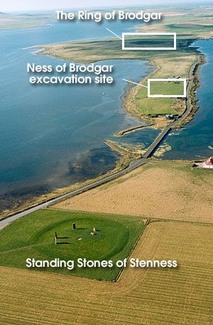 ness of brodgar - Orkney