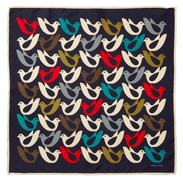 Bird pattern.