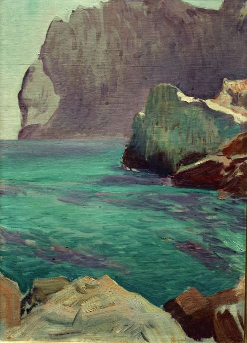 Joaquín Sorolla y Bastida was a Spanish painter. Sorolla excelled in the painting of portraits, landscapes, and monumental works of social and historical themes.