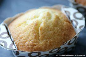 Zimtkeks und Apfeltarte: Joghurt-Mini-Kuchen mit Lemon Curd