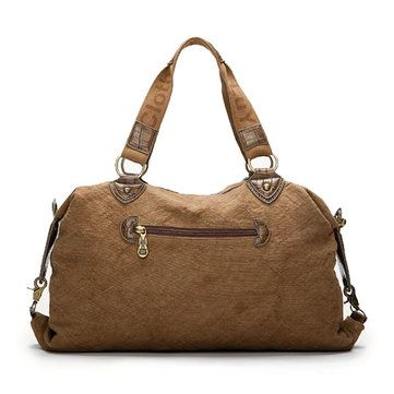 High-quality Women Folk-custom Leisure Canvas Bohemia Handbag - NewChic