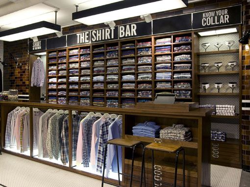 Ben Sherman Shirt Bar