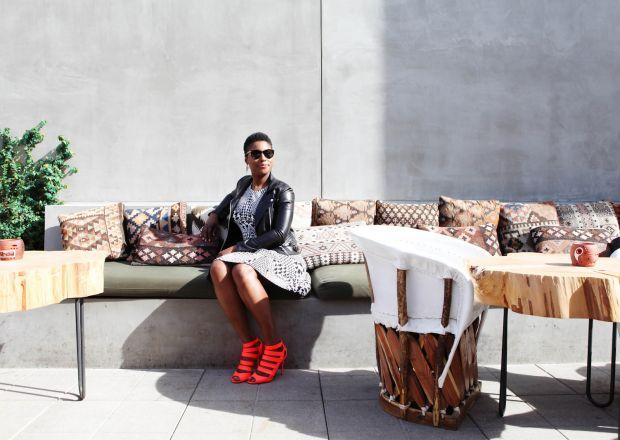 On The Streets Of L.A. With Awkward Black Girl's Issa Rae