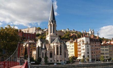 2h30 de visite guidée et commentée du Vieux Lyon pour 2 ou 4 personnes dès 15 € avec St Georges Découverte et Animation: #LYON 15.00€ au…