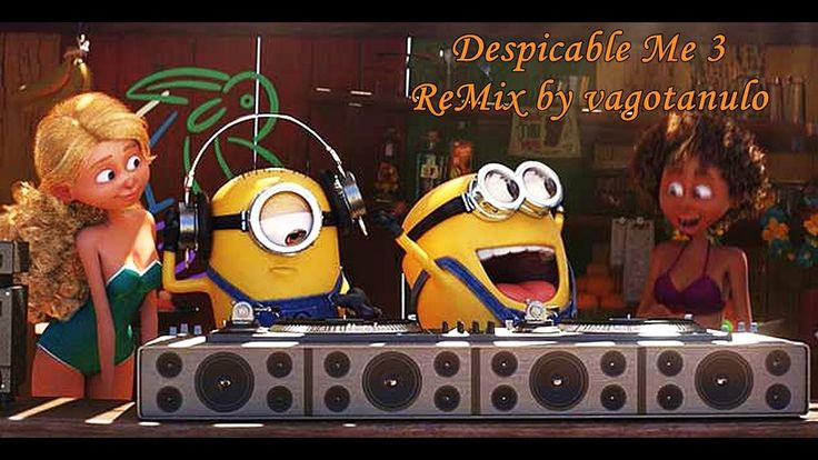 Despicable Me 3 - ReMix by vagotanulo ( Gru 3 )