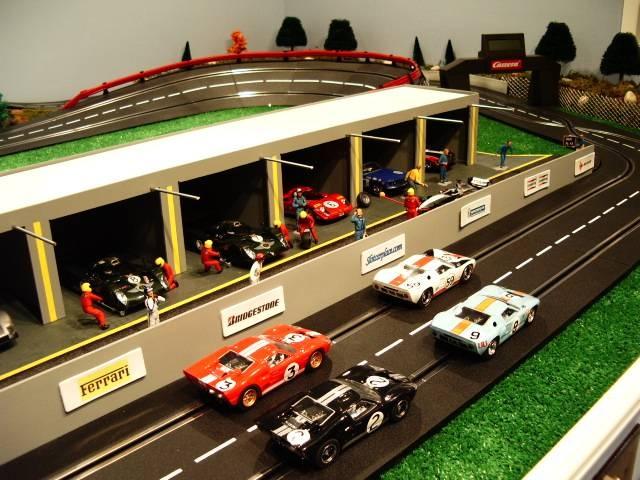 Hotslots 1/32 slot car shop - Blackjack wheels c55