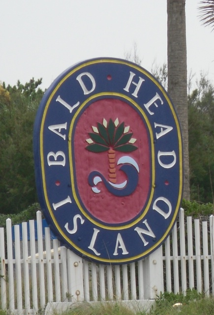 Bald Head Island--great time with families to be had here. Thanks, KRC!