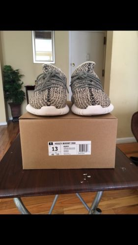 a11b722e59420 Adidas Yeezy Boost 350 Turtle Dove Size 13