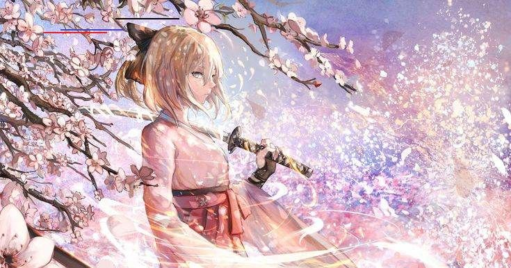 28 Japanese Anime Hd Mobile Wallpapers Japanese Girl Art Wallpapers Wallpaper Cave Kille In 2020 Anime Cherry Blossom Cherry Blossom Wallpaper Anime Wallpaper Phone