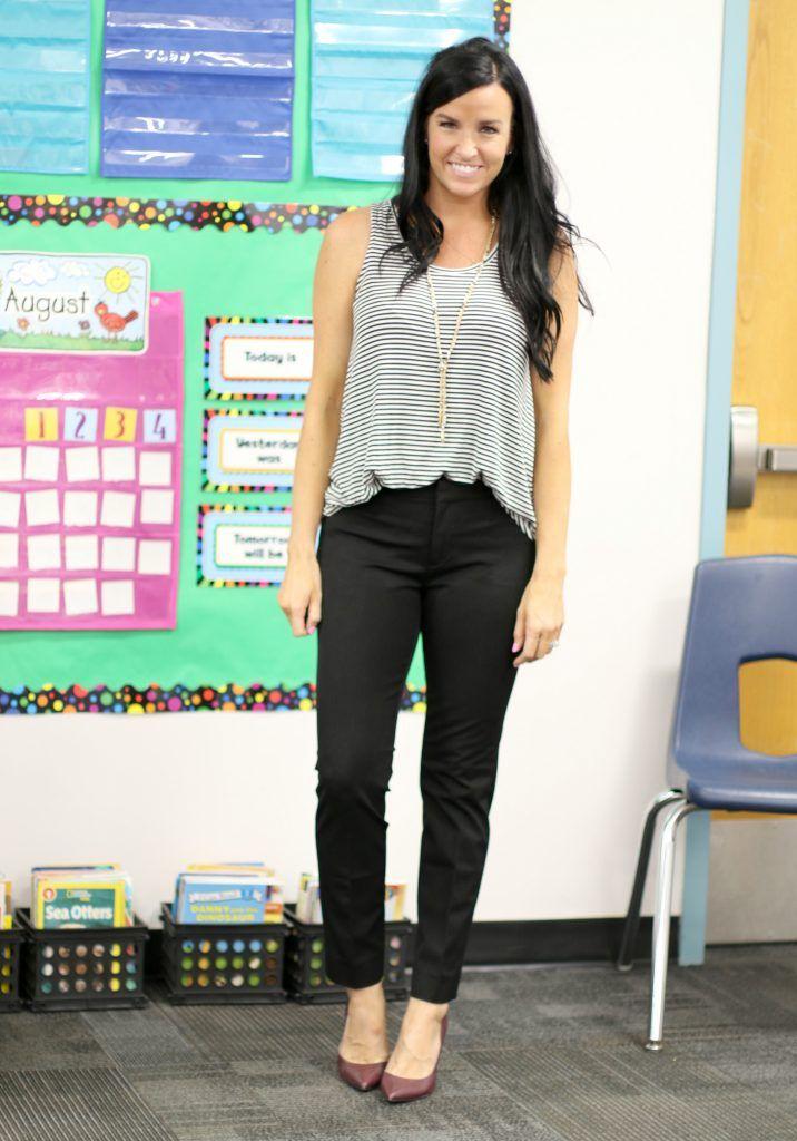 Teacher Outfits | Back to School | Teacherfashionista