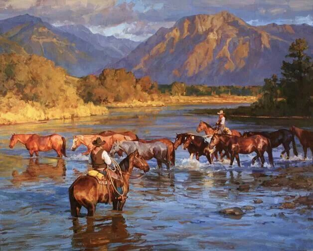 "Amazing! ""Big Bend Crossing"" by Jason Rich"
