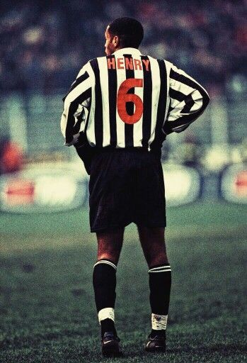 Thierry Henry - Juventus