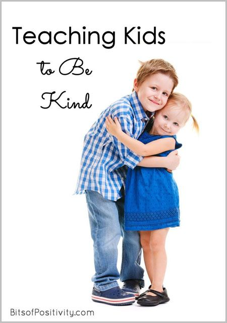 Character Education and Parenting Ideas and Resources for Teaching Kids to Be Kind