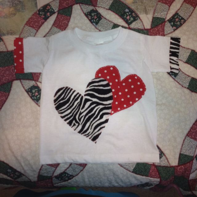 Valentines Day Shirt Sewing Pinterest Valentines Valentine