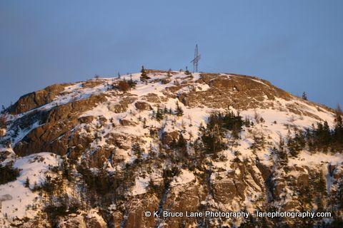 George's Cove Mountain