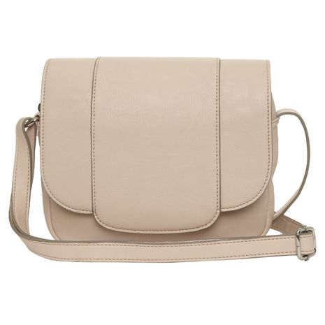kabelka, dámská kabelka, levná kabelka, stylová kabelka, jednoduchá kabelka, krémová kabelka : F&F
