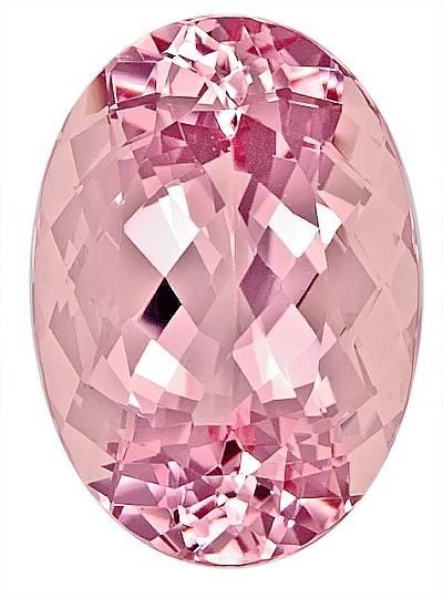 cor de rosa morganite