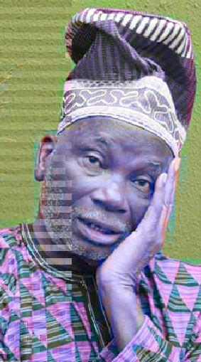 I got 100 pounds for designing the Nigerian flag -Taiwo Akinkunmi