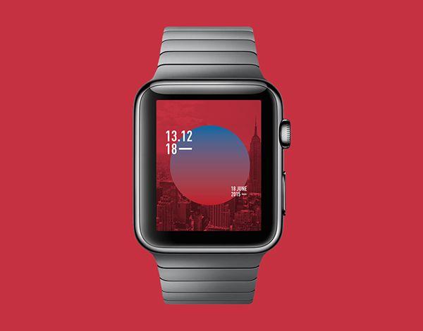 Minimal Watch on Behance