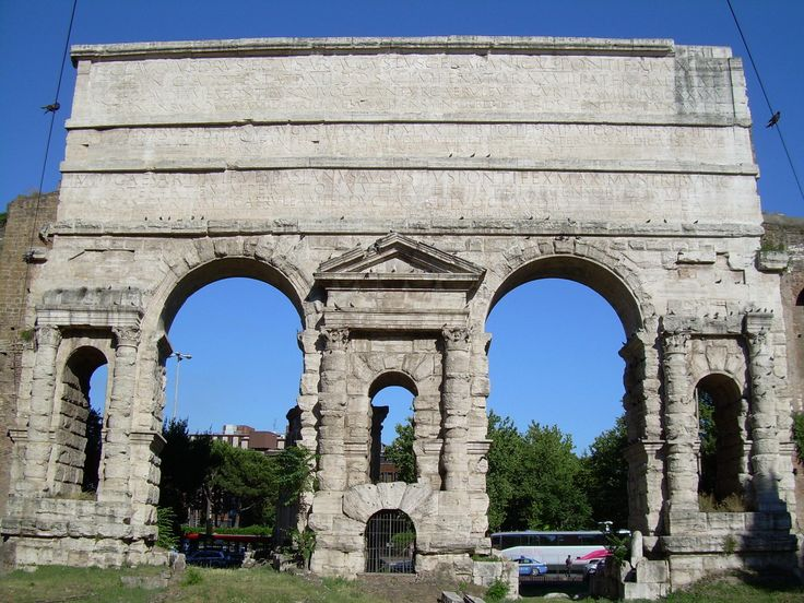 The 42 best mpc103 lecture4roman art images on pinterest roman constructed at a point where two of romes water lines and two major roads converged the porta maggiore is an outstanding example of the roman rusticated fandeluxe Images