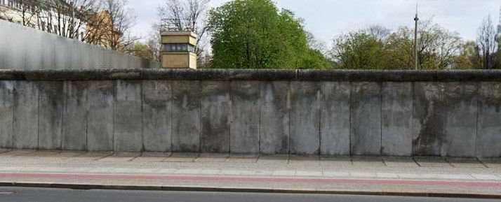 Gedenkstätte Berliner Mauer - see all parts of the wall (with death strip). there is a tower to go up on the other side of the street.