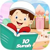 10 surah for kids is an application in android and iOS, which includes last 10 surahs of Quran. This is an application of word by word recitation of the surahs and is especially designed and developed for the Muslims kids. This application serves as a tutor of Quran and helps your kids in the recitation of the surahs of Quran. This application also helps in the memorization of the surahs of Quran. As there are total 114 surahs or chapters in Holly Quran. The last 10 surahs are brought in…