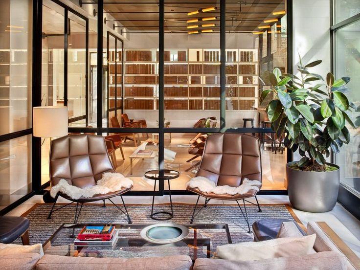 "AvroKO creates ""micro hotel"" in former industrial neighbourhood in New York"