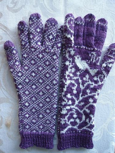 175 best Ethnic mittens & gloves images on Pinterest | Tricot ...