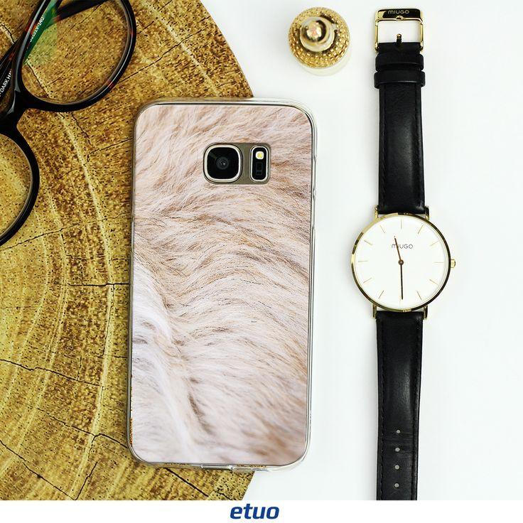 Fluffy Case :D Włochate etui na Twoim telefonie :) #fluffy #case #animal #pattern