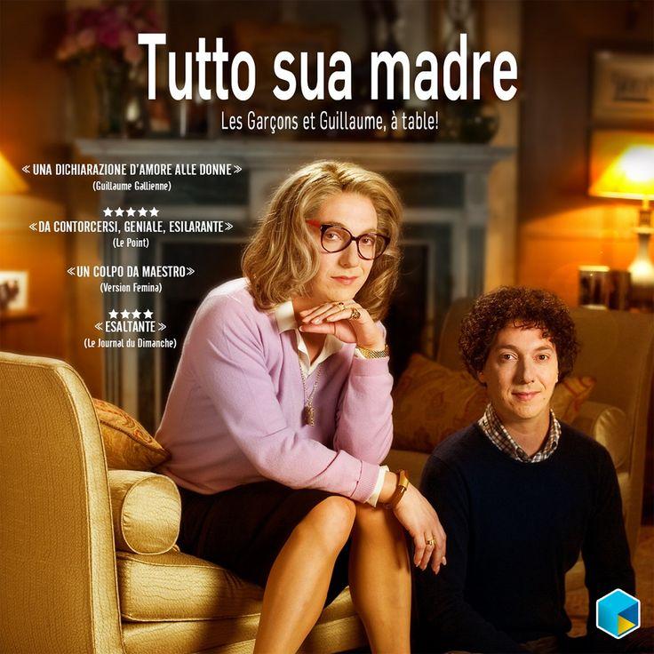 Dal Festival Di Cannes 2013 lo #show autobiografico di Guillaume Gallienne su TIMvision #Festival #Cannes #GuillaumeGallienne #film #cinema #madre