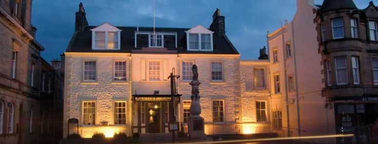 Peebles Hotel, family run bike-friendly accommodation | The Tontine Hotel, Peebles Scottish Borders, Scotland