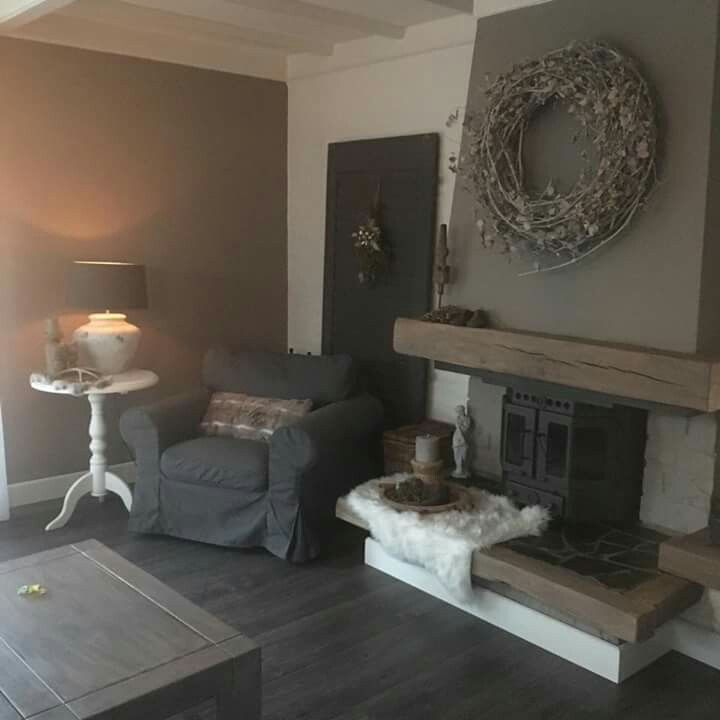 Meer dan 1000 idee n over landelijke woonkamers op pinterest huiskamer frans platteland en - Deco land keuken ...