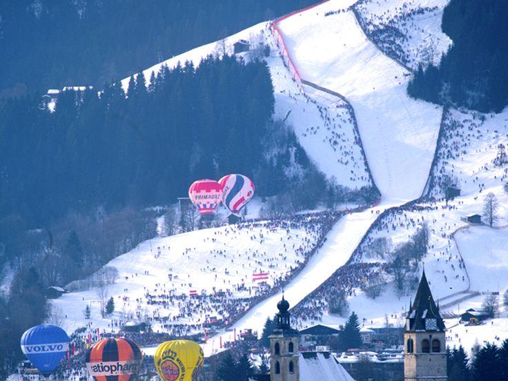 Hahnenkamm - Ski it if you can