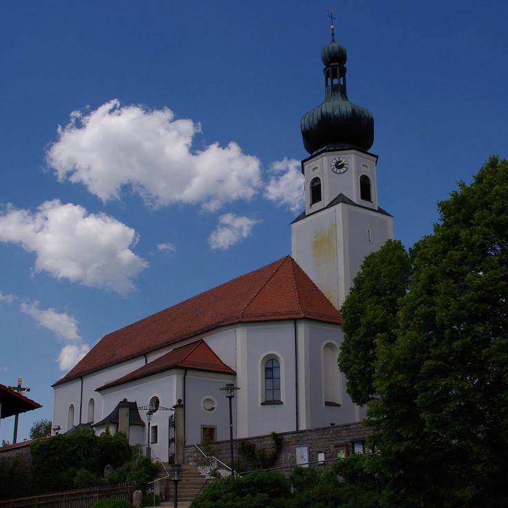 Prackenbach-Moosbach, Pfarrkirche St. Johannes (Regen) BY DE