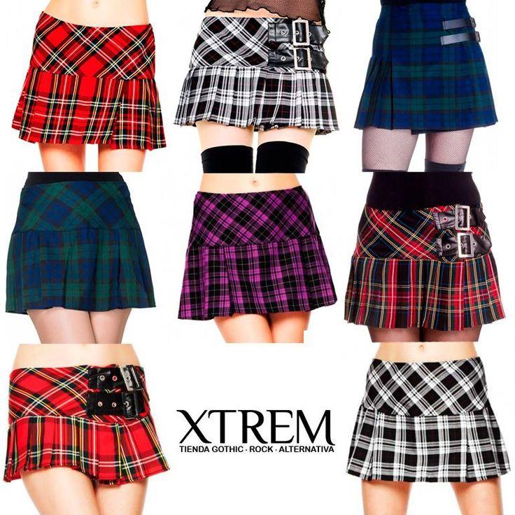 Faldas Escocesas. #scottish #scottishskirt #faldas #faldaescocesa #escocesa…