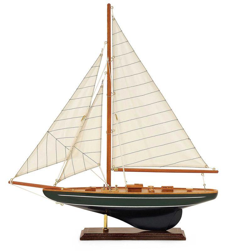 Mesmerizing Styled Fancy Small Sailboat