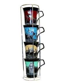 The Nightmare Before Christmas Stackable Mugs.....my bday is coming up and someone needs to buy these for me