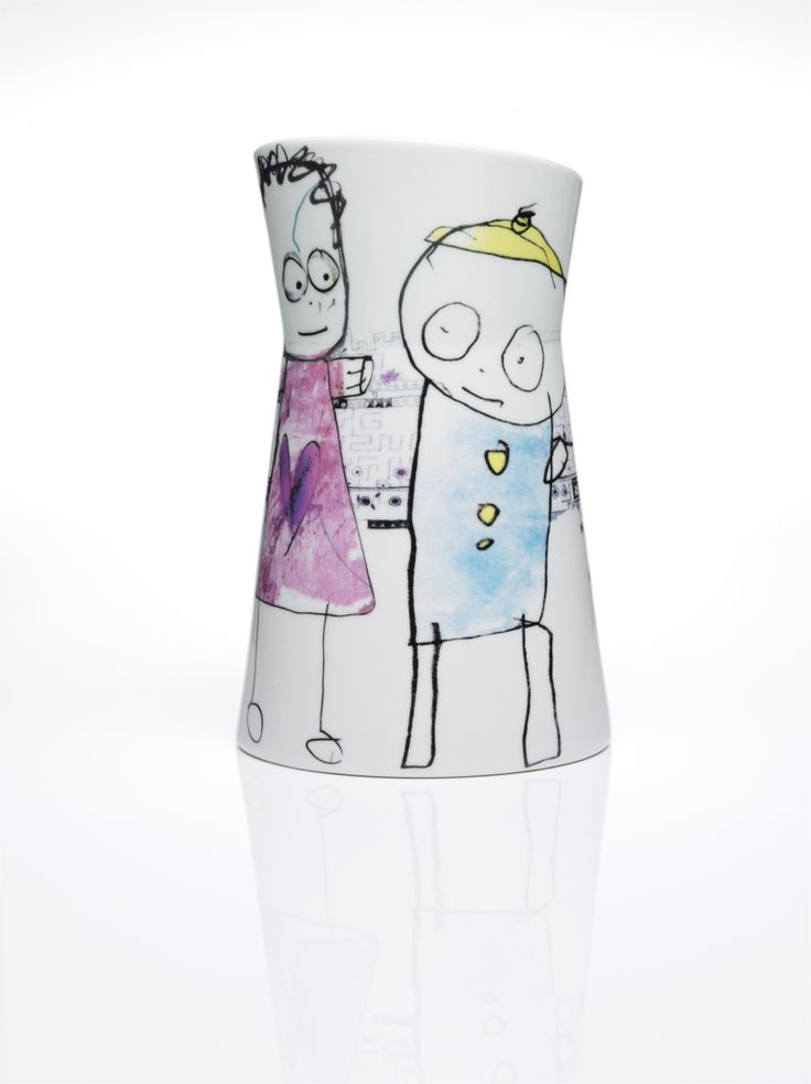 Poul Pava Mega Vase 27cm. Available from www.livin.co.za