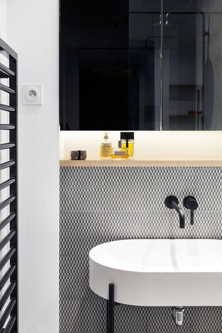 1025 best belles salles de bains images on pinterest | bathroom ... - Photos De Salle De Bains