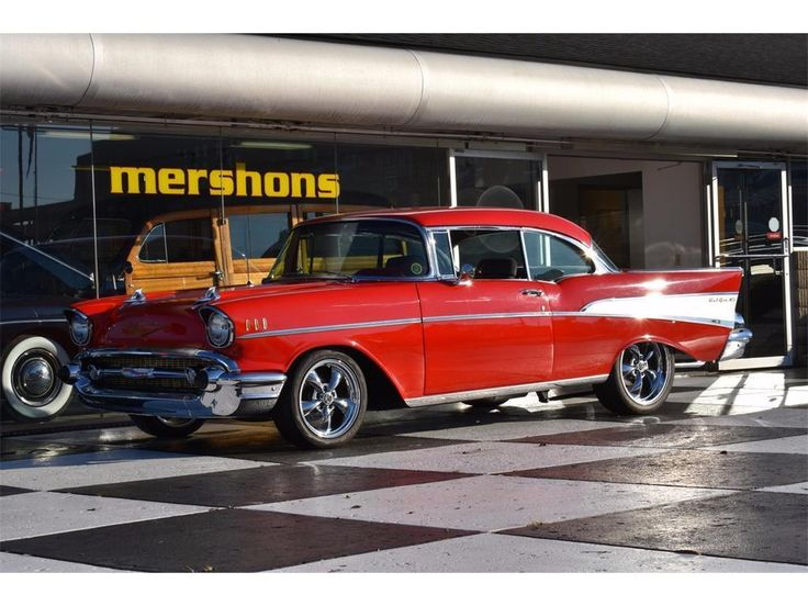 Nice Great 1957 Chevrolet Bel Air/150/210  1957 Chevrolet Bel Air/150/210 Automatic 2-Door Coupe 2018