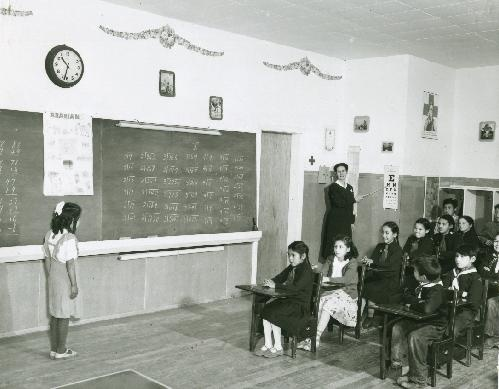 Reflections on Residential Schools