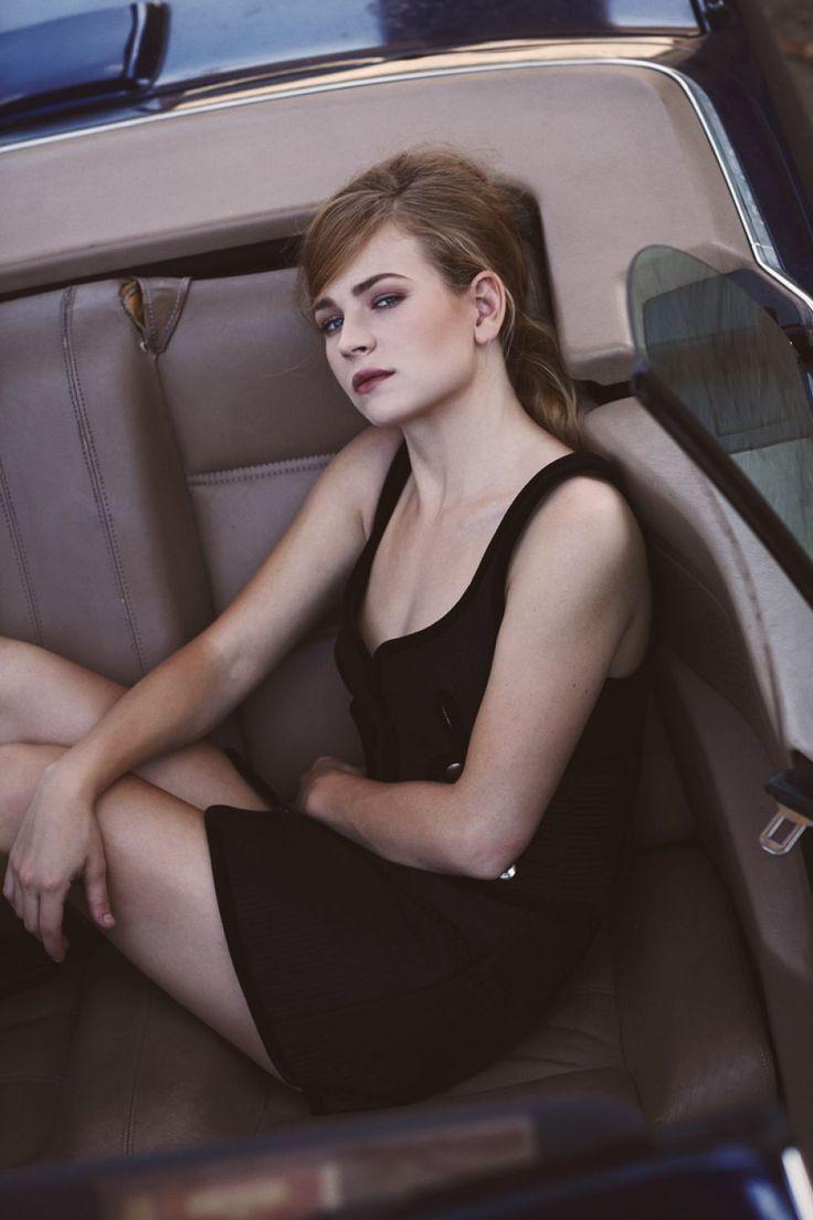Britt Robertson in Flaunt Magazine, Issue #143 - Daily Actress
